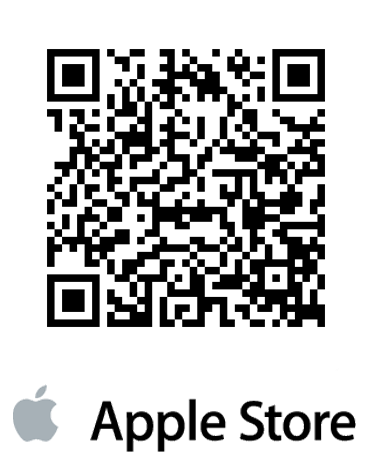 qr code Apiservices Api2s pour apple store itunes